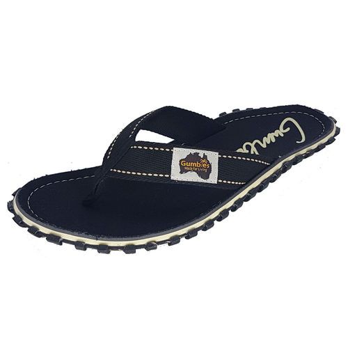 Kinder Gumbies Flip Flop black