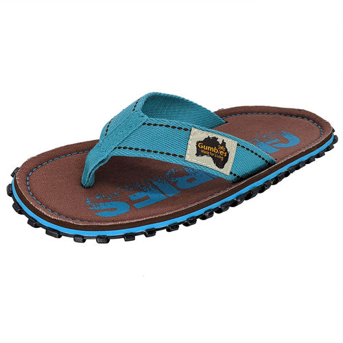 Gumbies Islander Flip Flop Damen, eroded retro